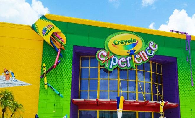 the crayola experience every crayon lover s dream habibti magazine
