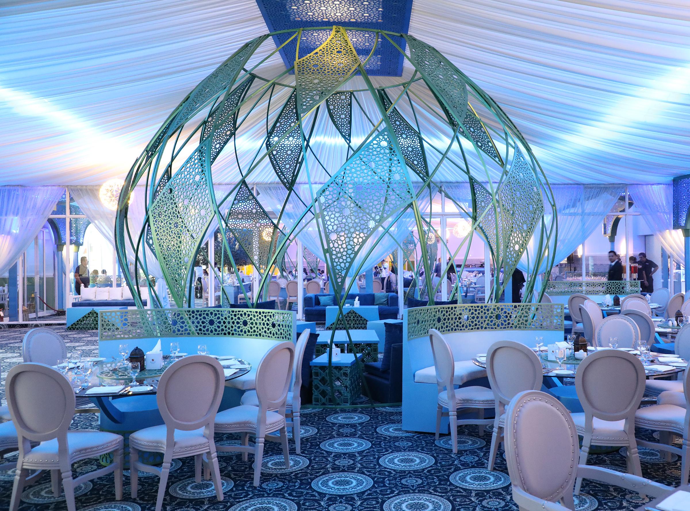 Iftar at Khaimat Al Khaleej