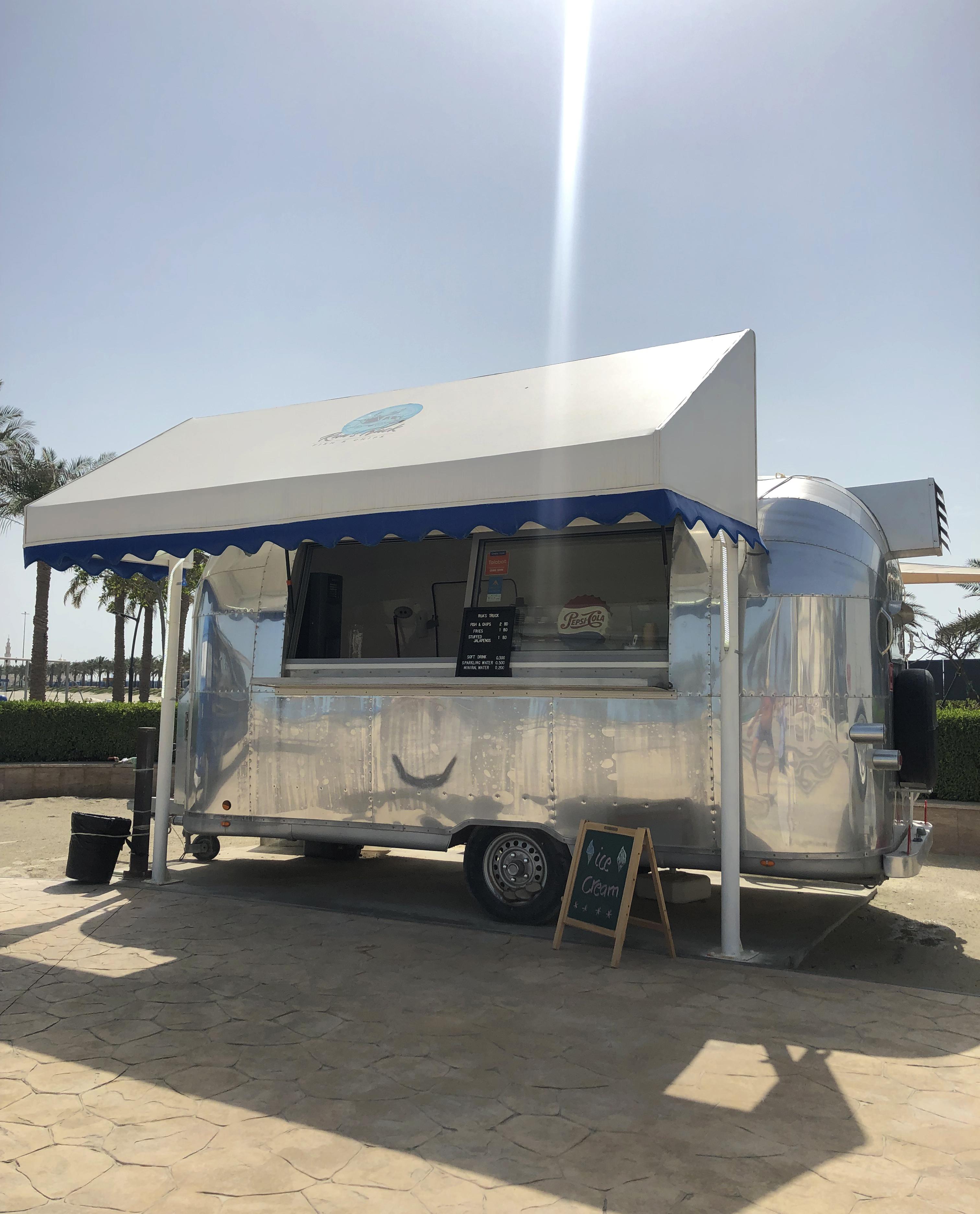 Rua's Food Truck