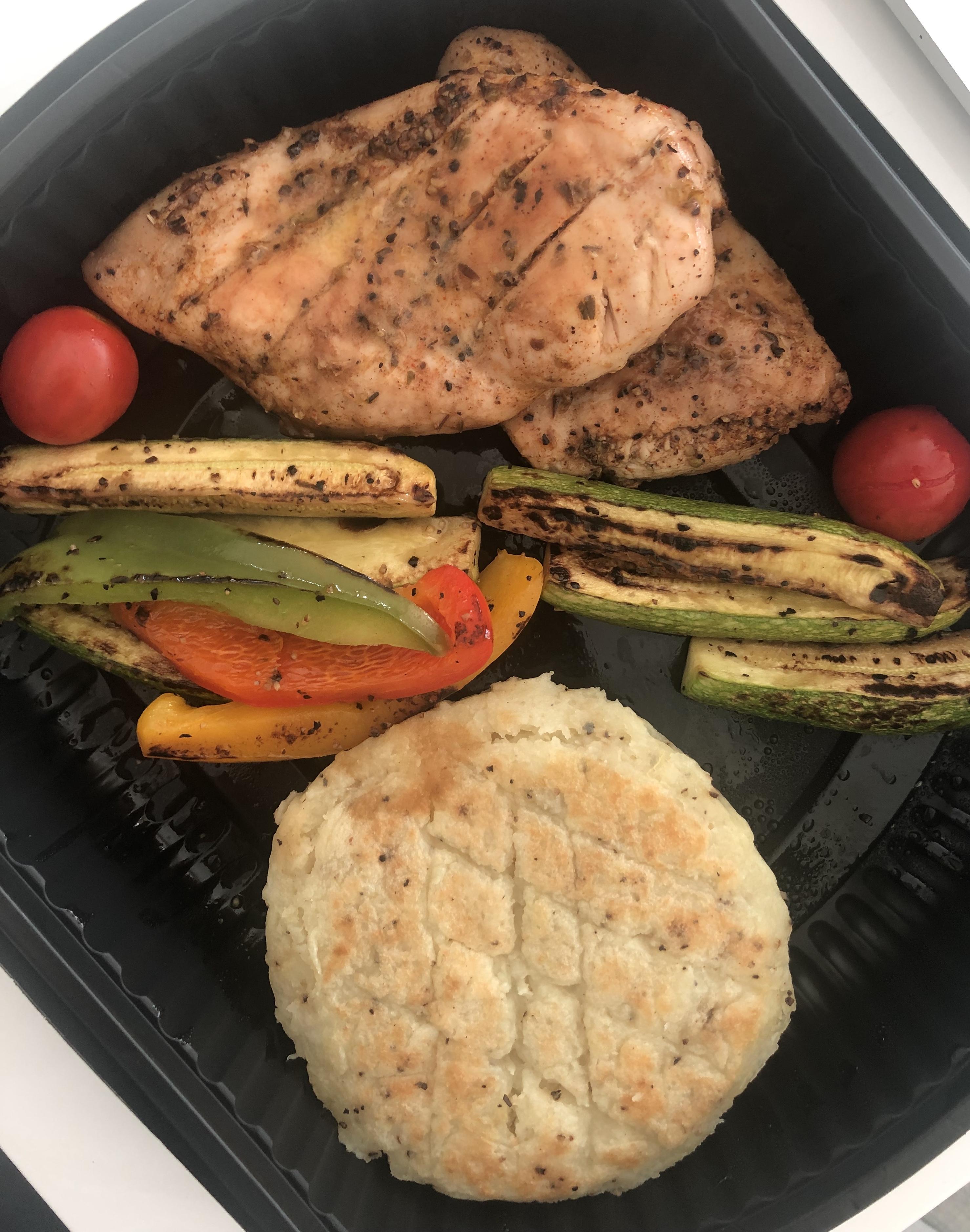 Rua's Healthy Meals