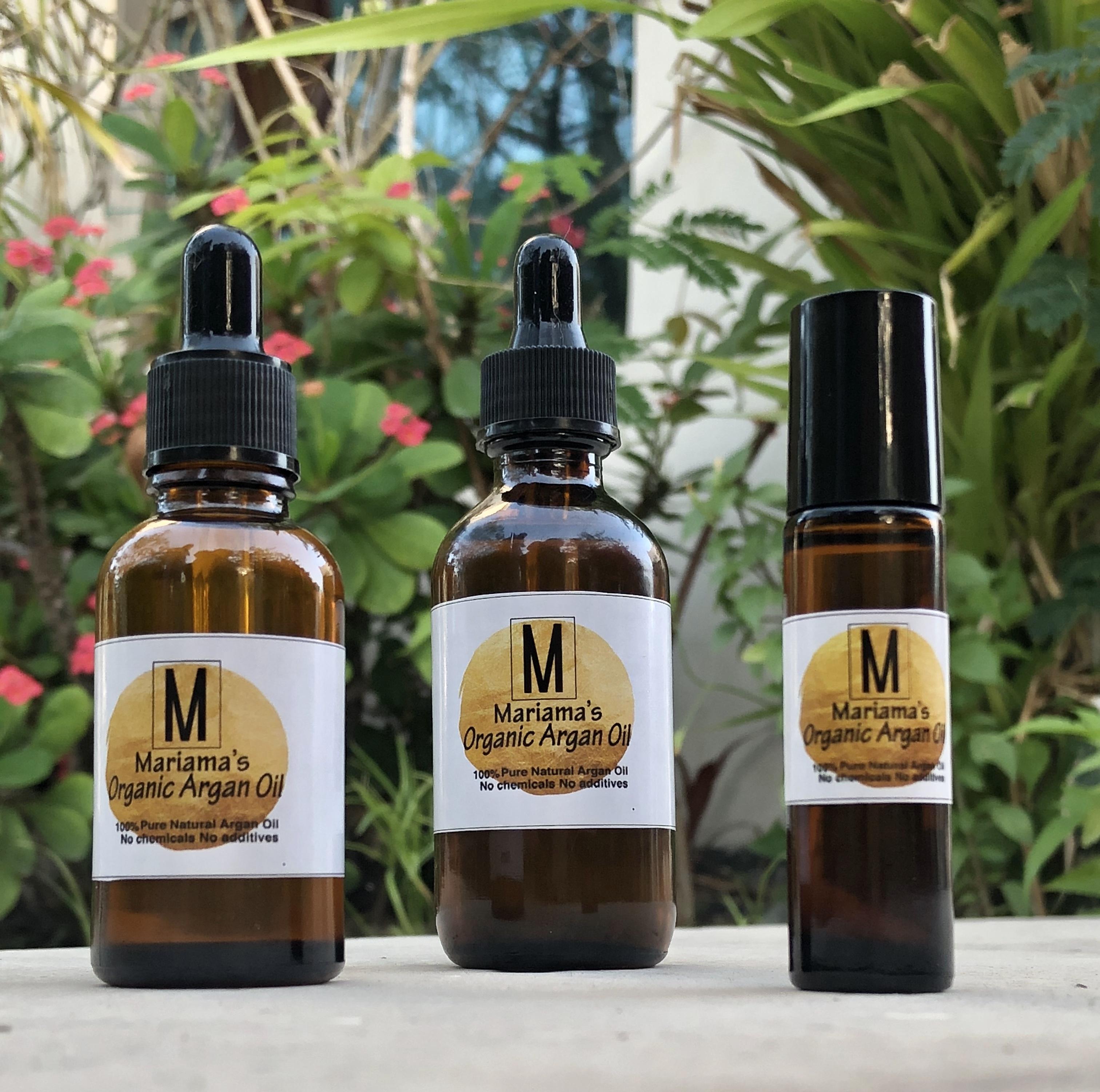 Mariama's Organic Argan Oil