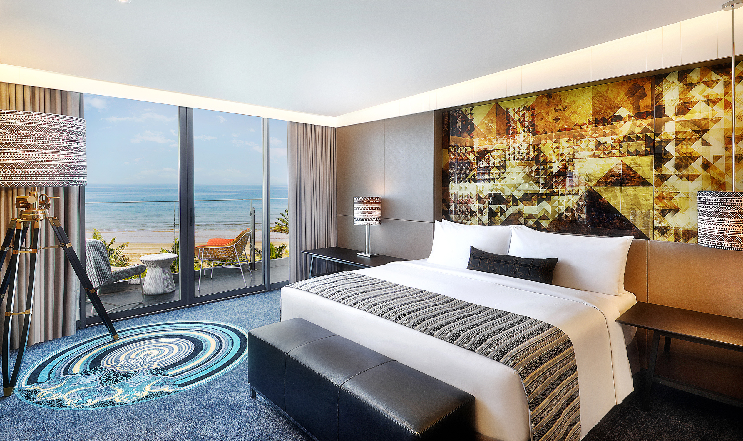 W Muscat Marvellous Bedroom