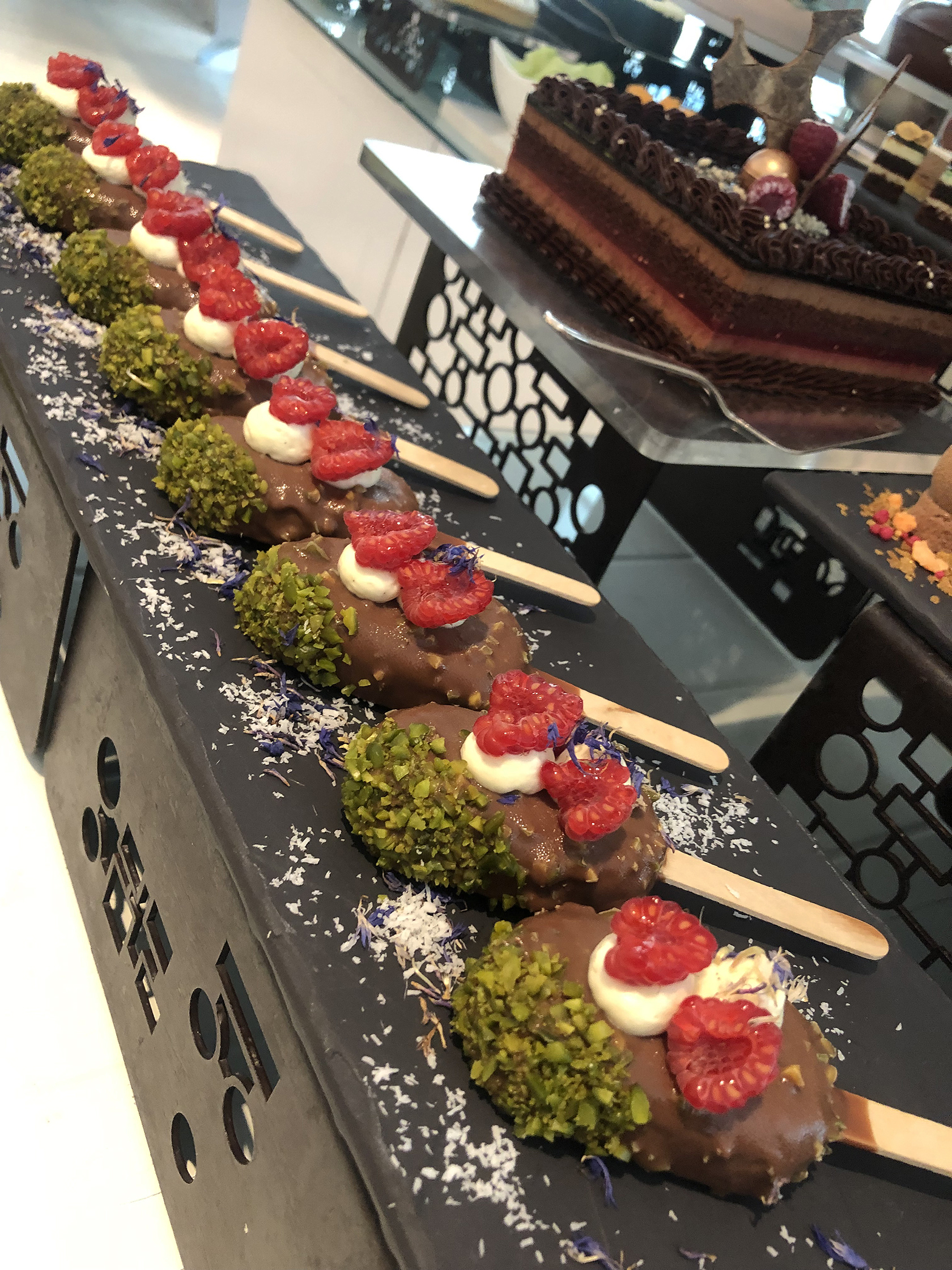 The Ritz Carlton Bahrain Brunch