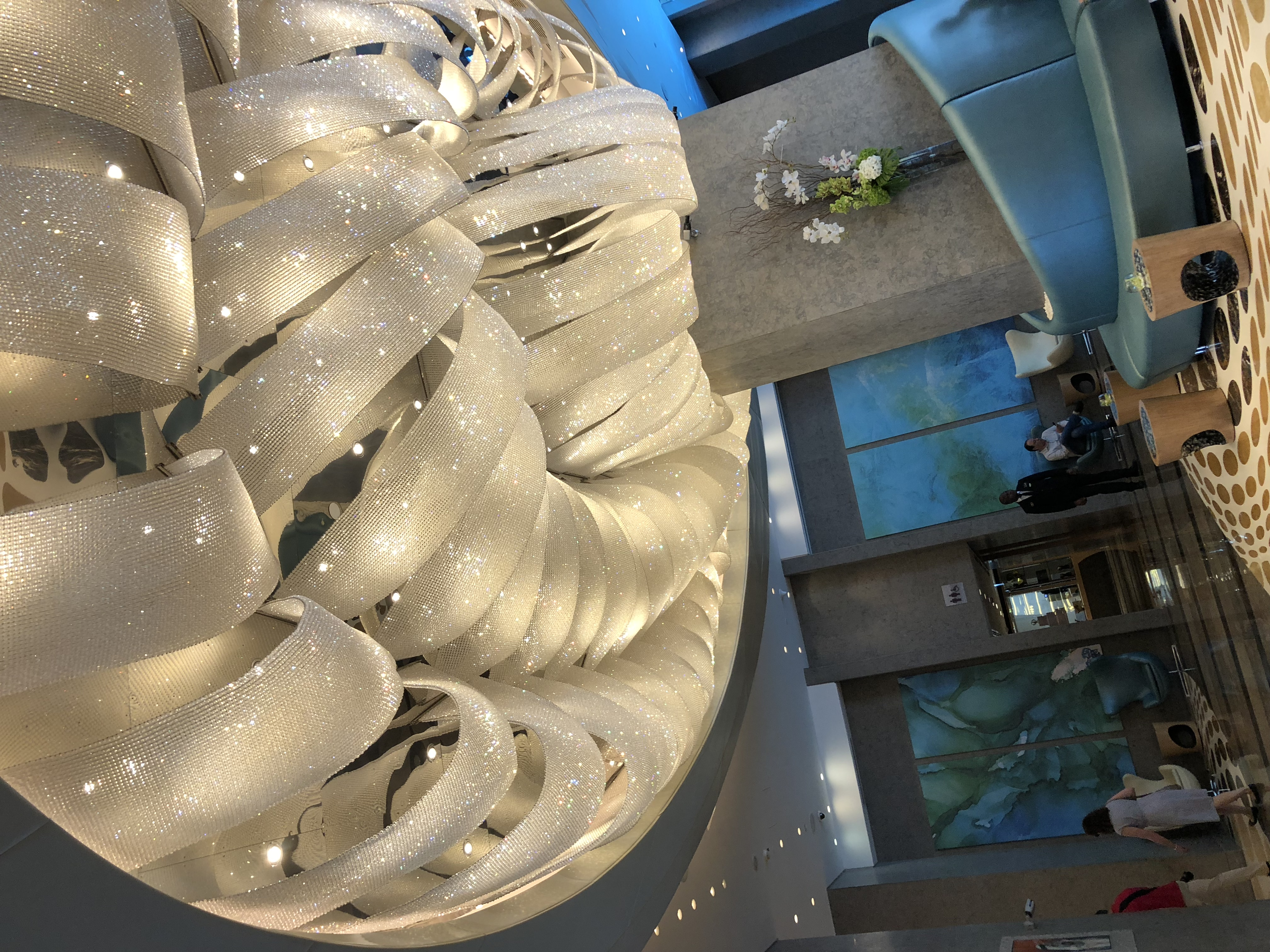 Sofitel Dubai Downtown Lobby
