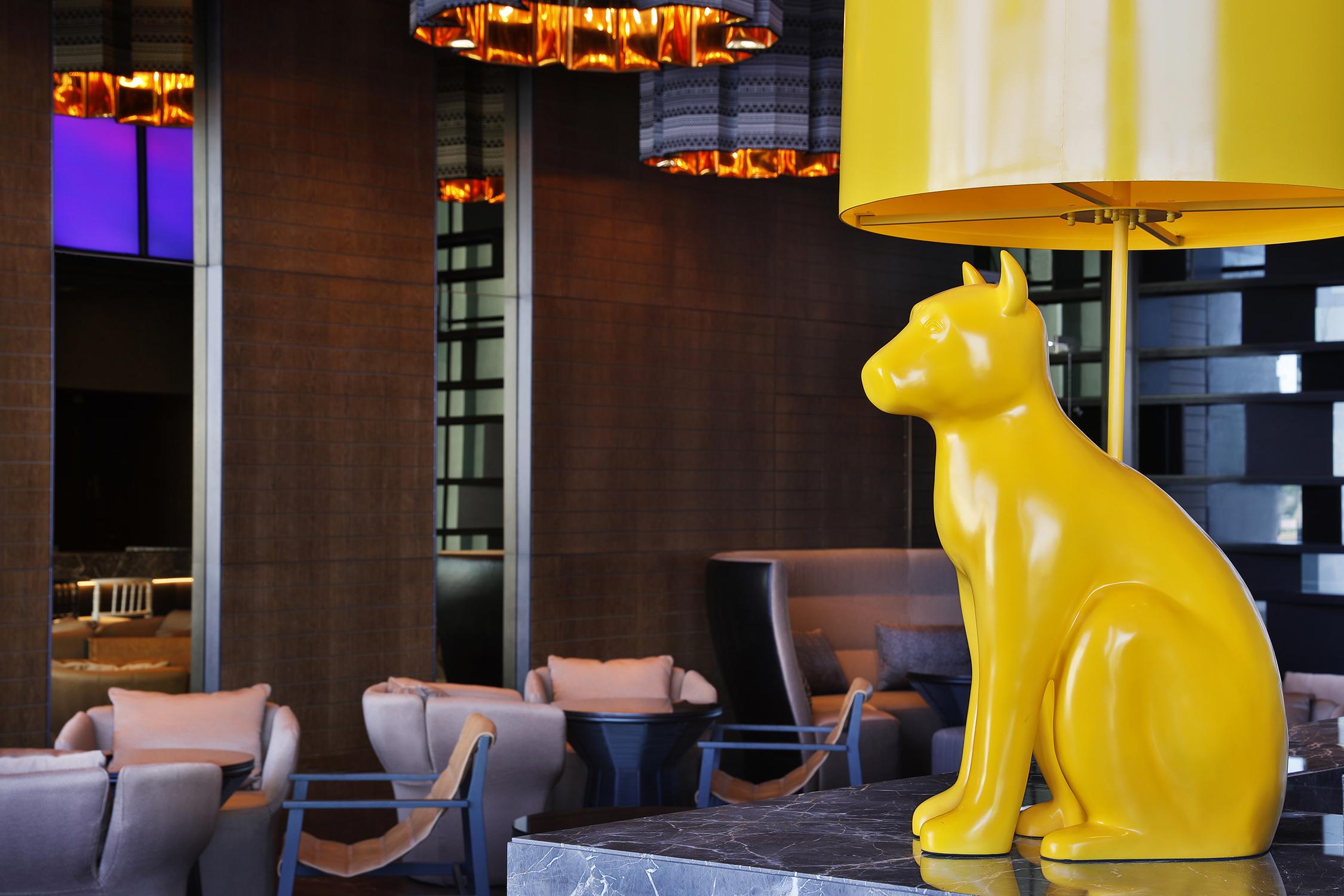 W Muscat Living Room Bar 2